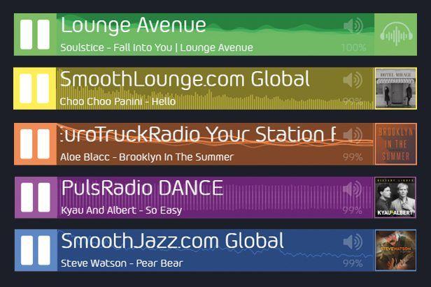 Players HTML5 Radio
